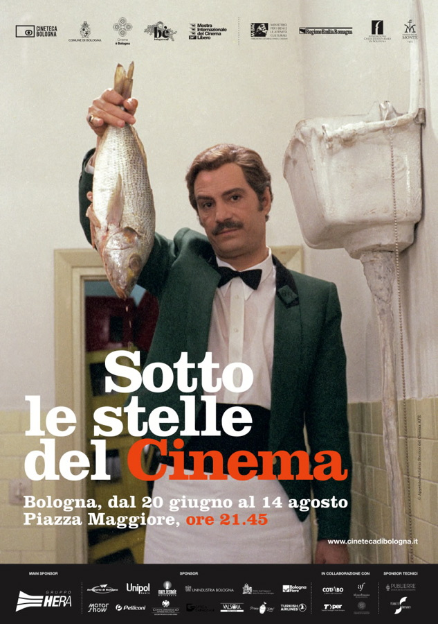 Sotto le stelle del cinema